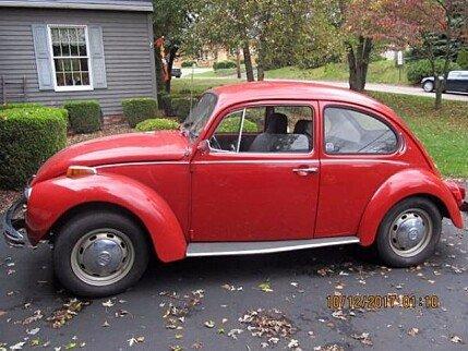 1972 volkswagen Beetle for sale 100915463