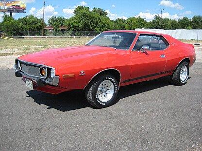 1973 AMC AMX for sale 100777635