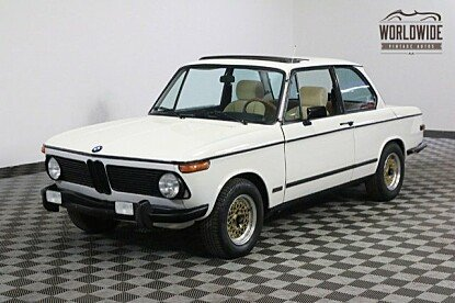 1973 BMW 2002 for sale 100863243