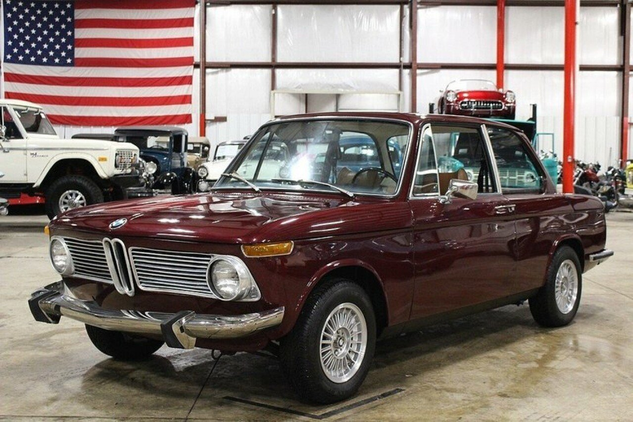 Bmw 2002 For Sale >> 1973 Bmw 2002 For Sale Near Grand Rapids Michigan 49512 Classics