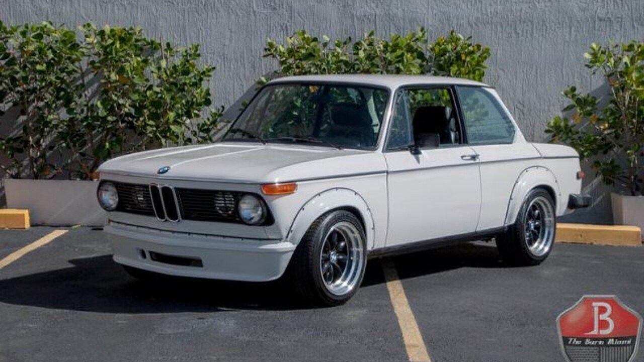 1973 BMW 2002 for sale near Miami, Florida 33166 - Classics on ...
