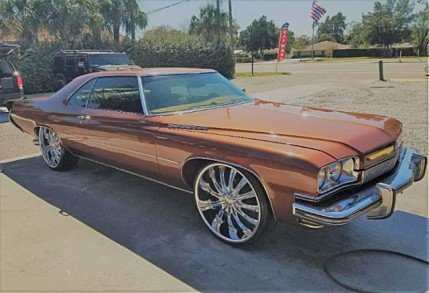1973 Buick Le Sabre for sale 100856491