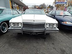 1973 Cadillac De Ville for sale 100777749