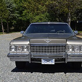 1973 Cadillac De Ville for sale 100833245