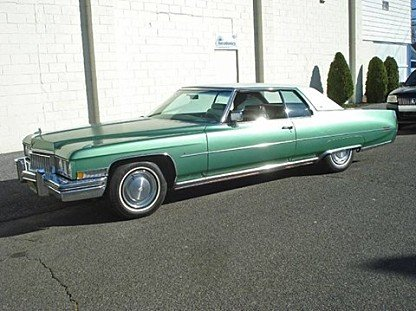 1973 Cadillac De Ville Clics for Sale - Clics on Autotrader