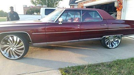 1973 Cadillac De Ville for sale 100880106