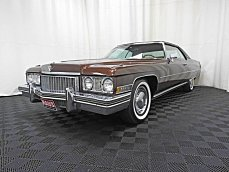 1973 Cadillac De Ville for sale 100894202