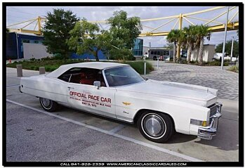 1973 Cadillac Eldorado for sale 100724190