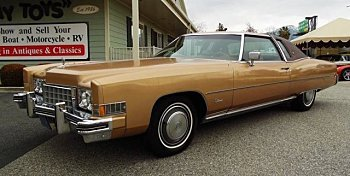 1973 Cadillac Eldorado for sale 100888775