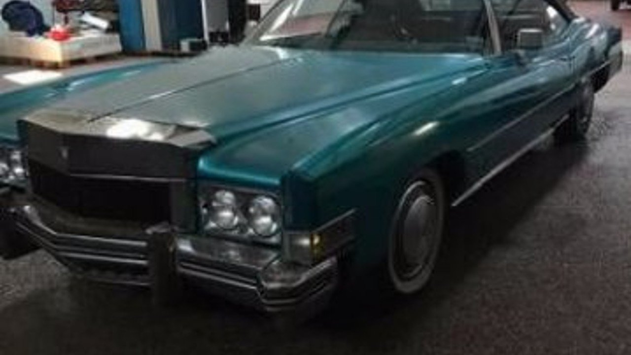 1973 Cadillac Eldorado for sale 100905219