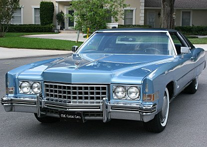 1973 Cadillac Eldorado Coupe for sale 100774965