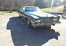 1973 Cadillac Eldorado for sale 100791810