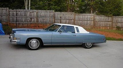 1973 Cadillac Eldorado for sale 100826474