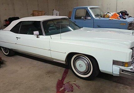 1973 Cadillac Eldorado for sale 100834835