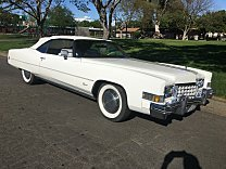 1973 Cadillac Eldorado for sale 100862926