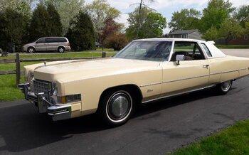 1973 Cadillac Eldorado Coupe for sale 100871796