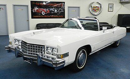 1973 Cadillac Eldorado for sale 100884003