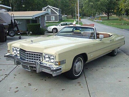 1973 Cadillac Eldorado for sale 100913656