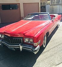 1973 Cadillac Eldorado Coupe for sale 100917210