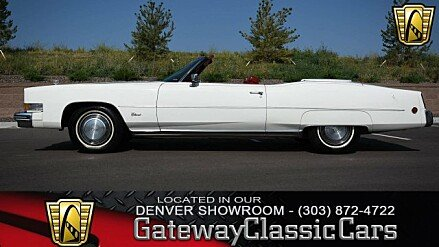 1973 Cadillac Eldorado for sale 100920470