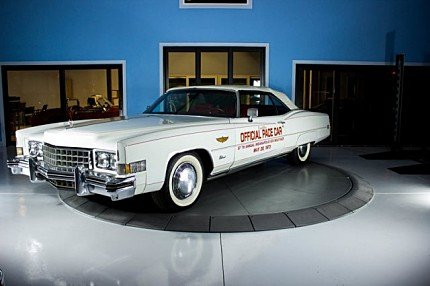 1973 Cadillac Eldorado for sale 100926064