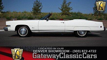 1973 Cadillac Eldorado for sale 100948599