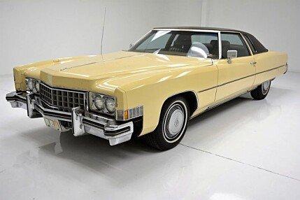 1973 Cadillac Eldorado for sale 100984610