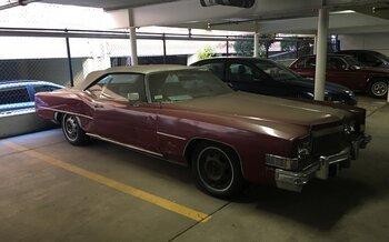 1973 Cadillac Eldorado Convertible for sale 101040804