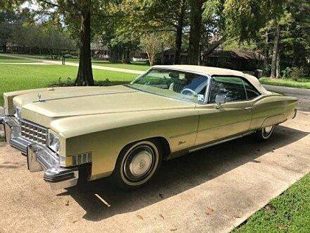 1973 Cadillac Eldorado for sale 101043599