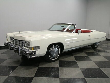 1973 Cadillac Fleetwood for sale 100765539