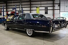 1973 Cadillac Fleetwood for sale 100811631