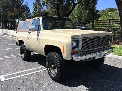 1973 Chevrolet Blazer for sale 100912509