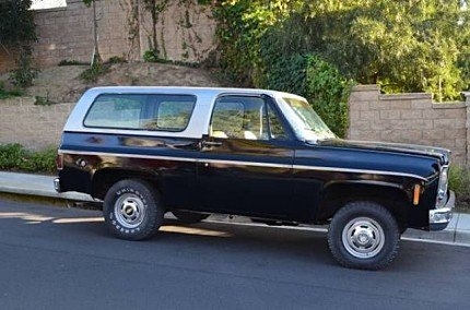 1973 Chevrolet Blazer for sale 100988381
