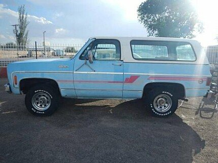 1973 Chevrolet Blazer for sale 101014340