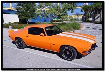 1973 Chevrolet Camaro for sale 100768519