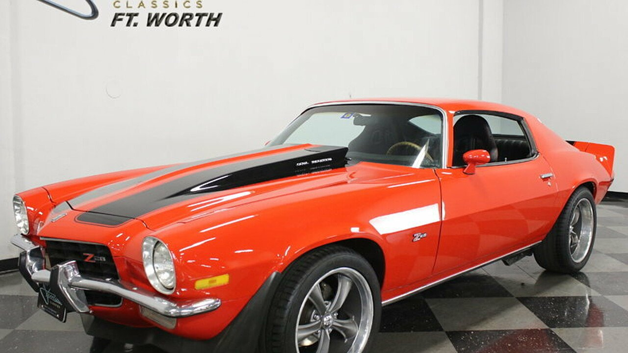 1973 Chevrolet Camaro for sale 100841439