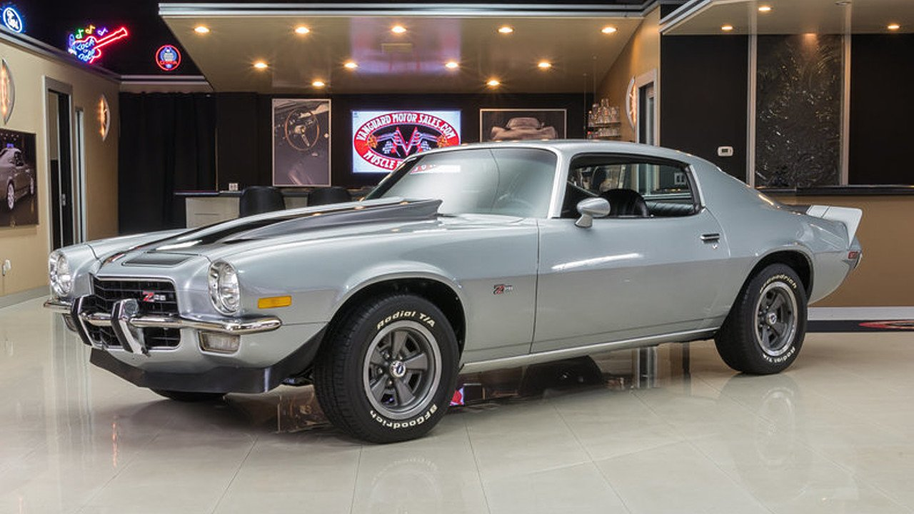 1973 Chevrolet Camaro Z28 for sale near Plymouth, Michigan 48170 ...
