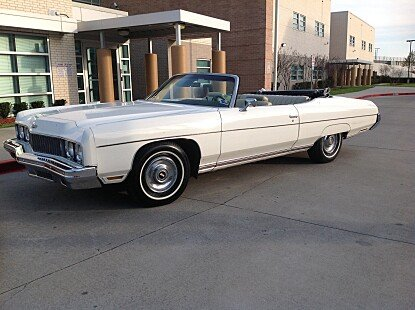1973 Chevrolet Caprice for sale 100730990