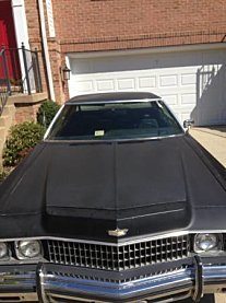 1973 Chevrolet Caprice Classic Coupe for sale 100767465