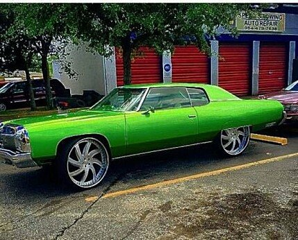 1973 Chevrolet Caprice for sale 100826440