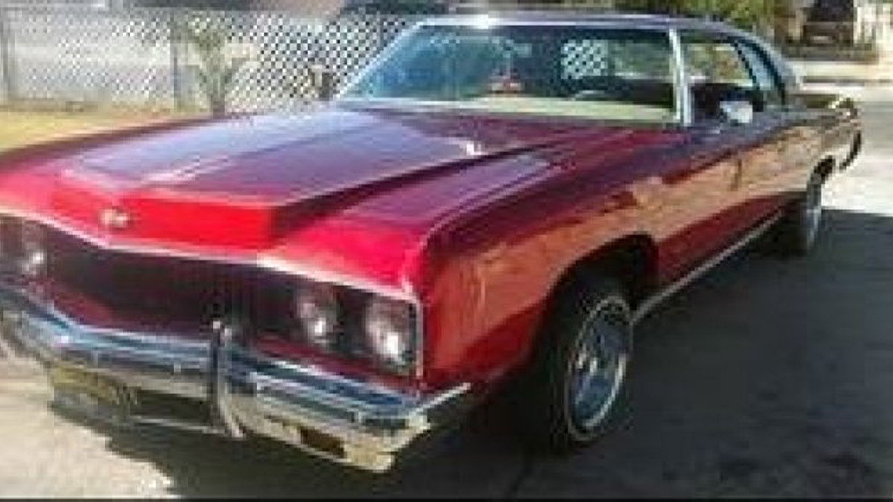 1973 Chevrolet Caprice for sale near Cadillac, Michigan 49601 ...