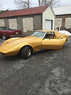 1973 Chevrolet Corvette for sale 100740873
