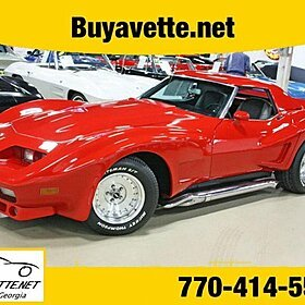 1973 Chevrolet Corvette for sale 100821601