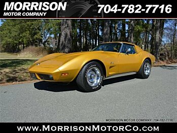 1973 Chevrolet Corvette for sale 100020944