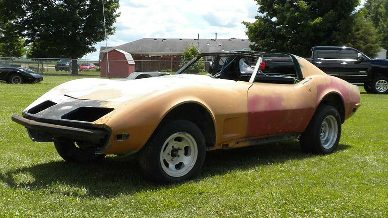 Picture of 1973 chevrolet corvette coupe exterior -  1973 Chevrolet Corvette For Sale 100777259