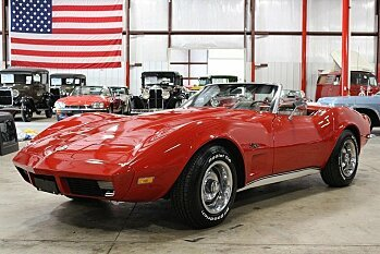 1973 Chevrolet Corvette for sale 100880443