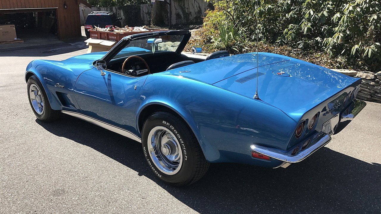 1973 Chevrolet Corvette for sale 100882186