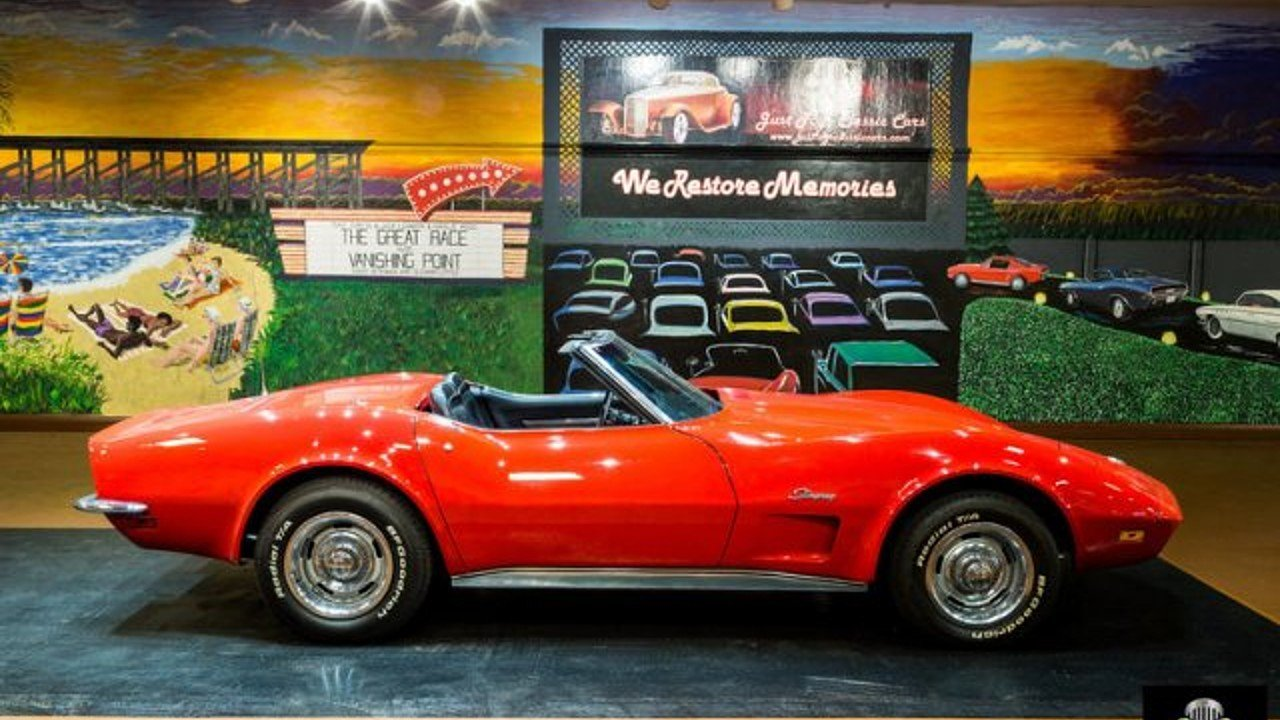 1973 Chevrolet Corvette for sale 100890679