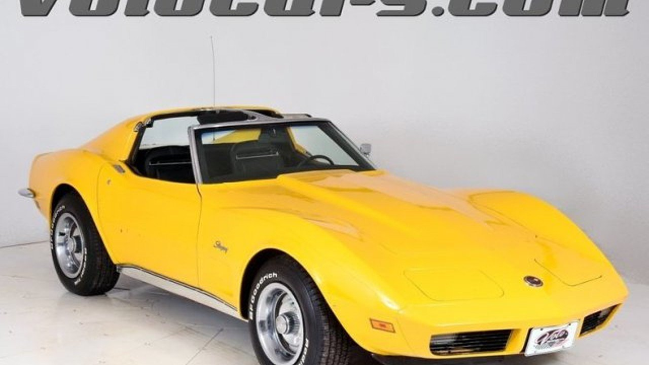 1973 Chevrolet Corvette for sale 100944987