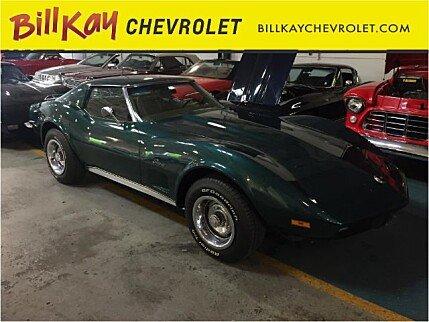 1973 Chevrolet Corvette for sale 100019996